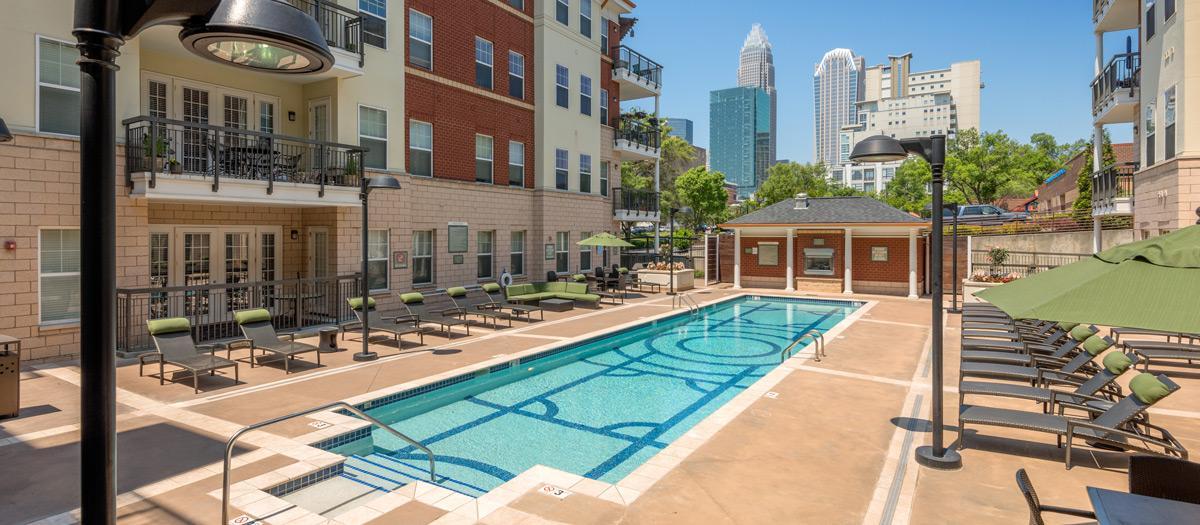 Enclave Apartments Charlotte Nc