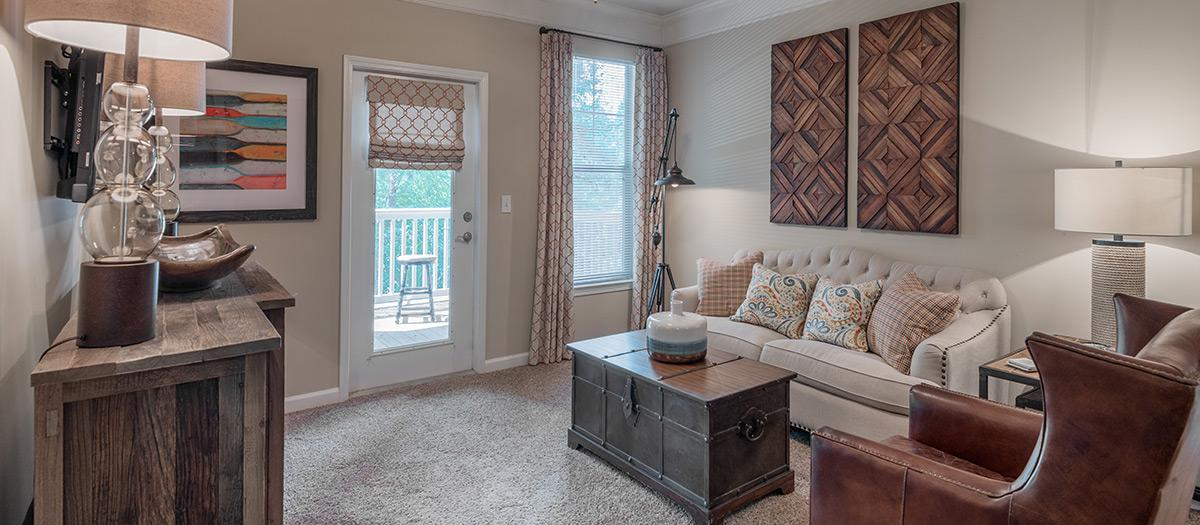 Lake Lanier Club Apartments Gainesville