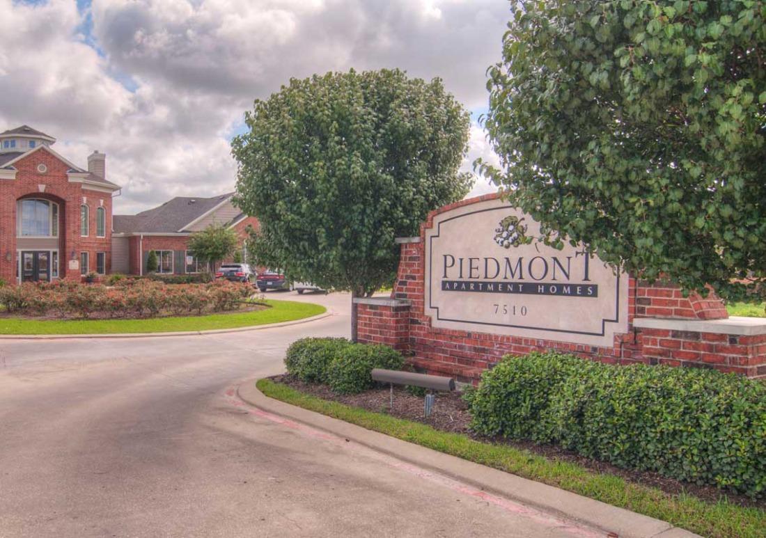 Piedmont Apartment Homes Baytown Tx