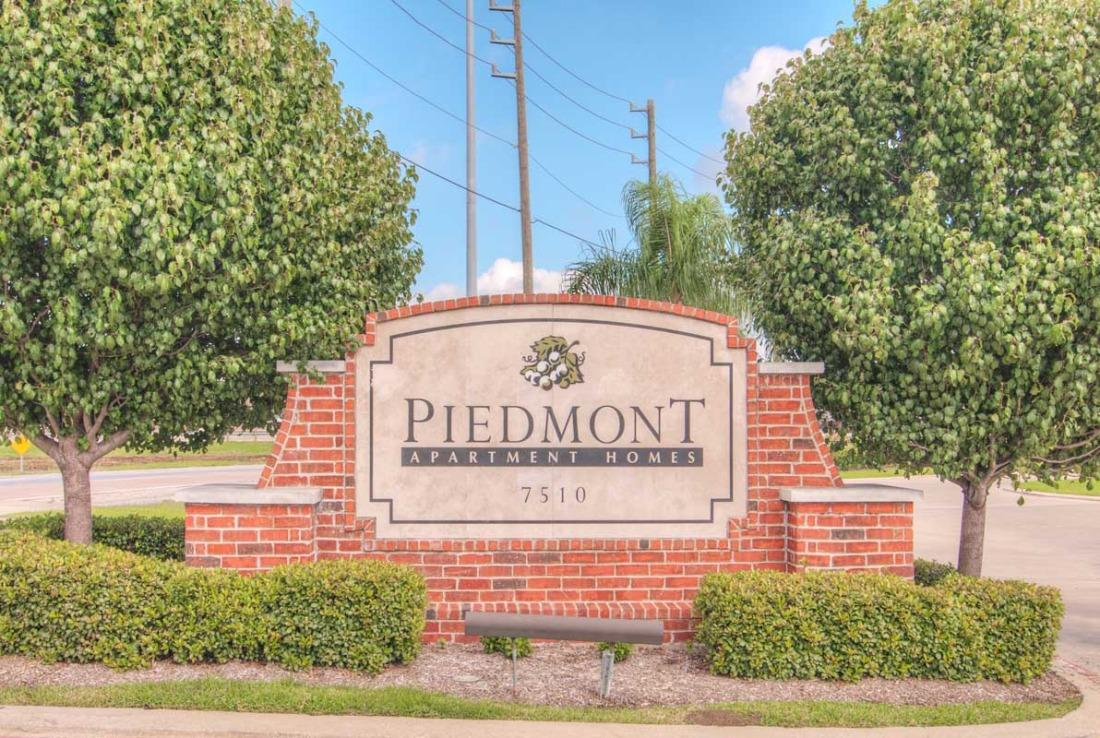 Piedmont Apartment Homes Baytown Tx
