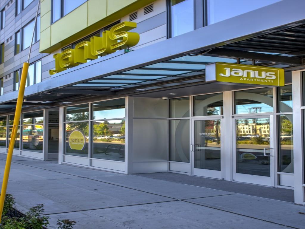 Janus Apartments Seattle Wa Walk Score