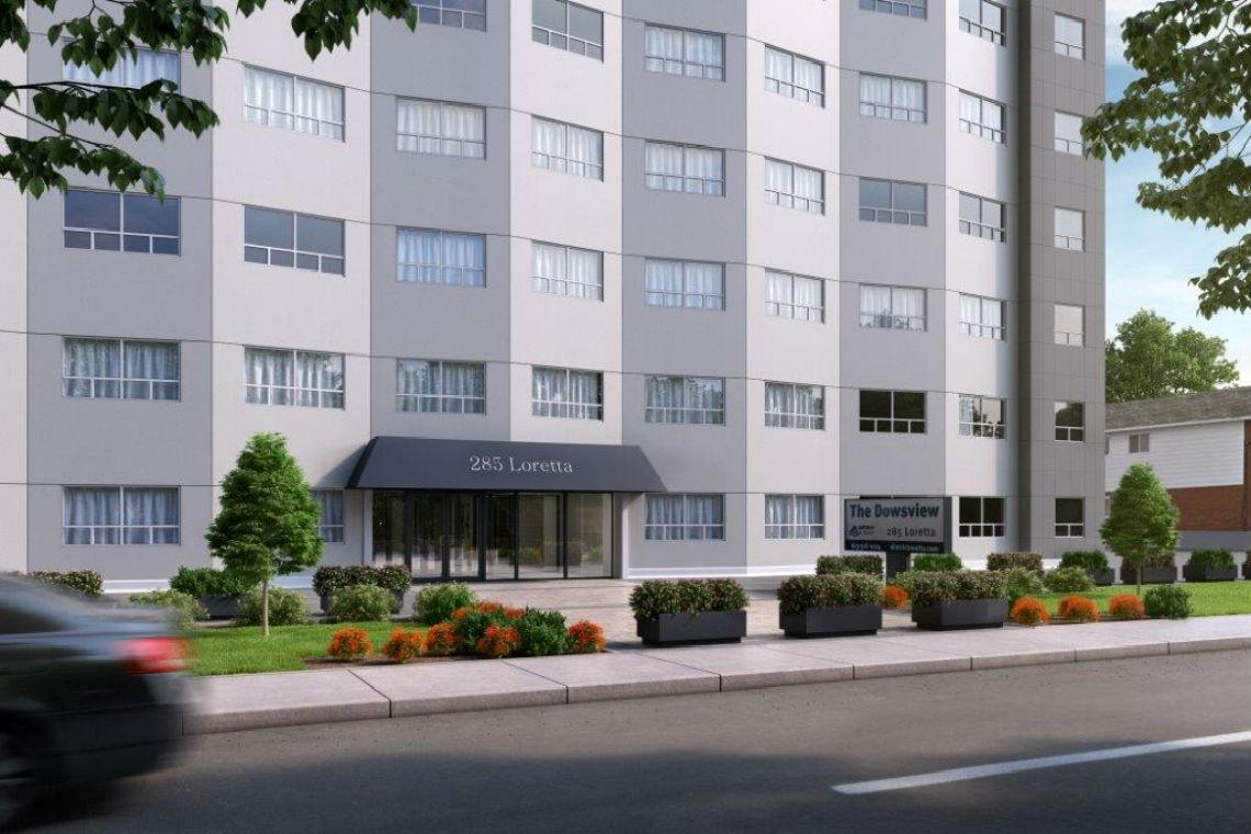 285 Loretta- The Dowsview Apartments photo #1