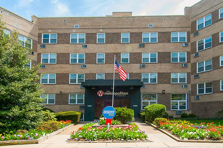 The Metropolitan Wynnefield Apartments photo #1