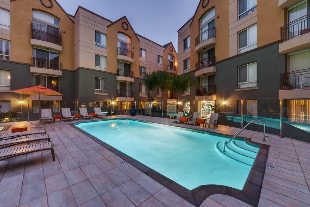 Aqua Marina Del Rey Apartments Los Angeles Ca Walk Score