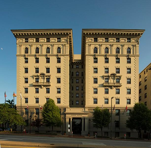 The Mount Royal Apartments photo #1