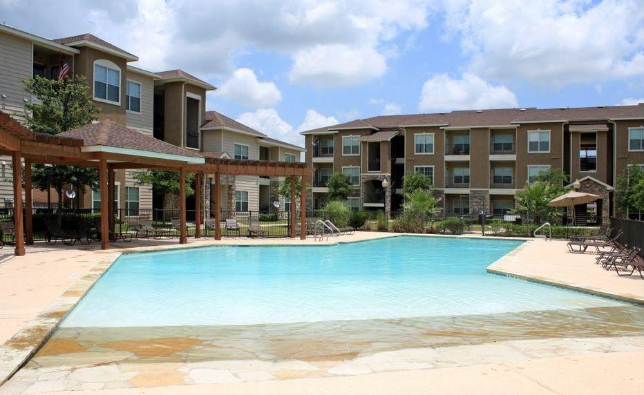 Bayview Apartments, Baytown TX - Walk Score