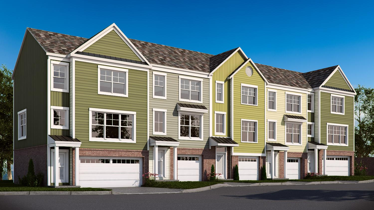 Two BR Townhouse - Partnering with Laurel Communities. 2 Car Garage! Apartments photo #1