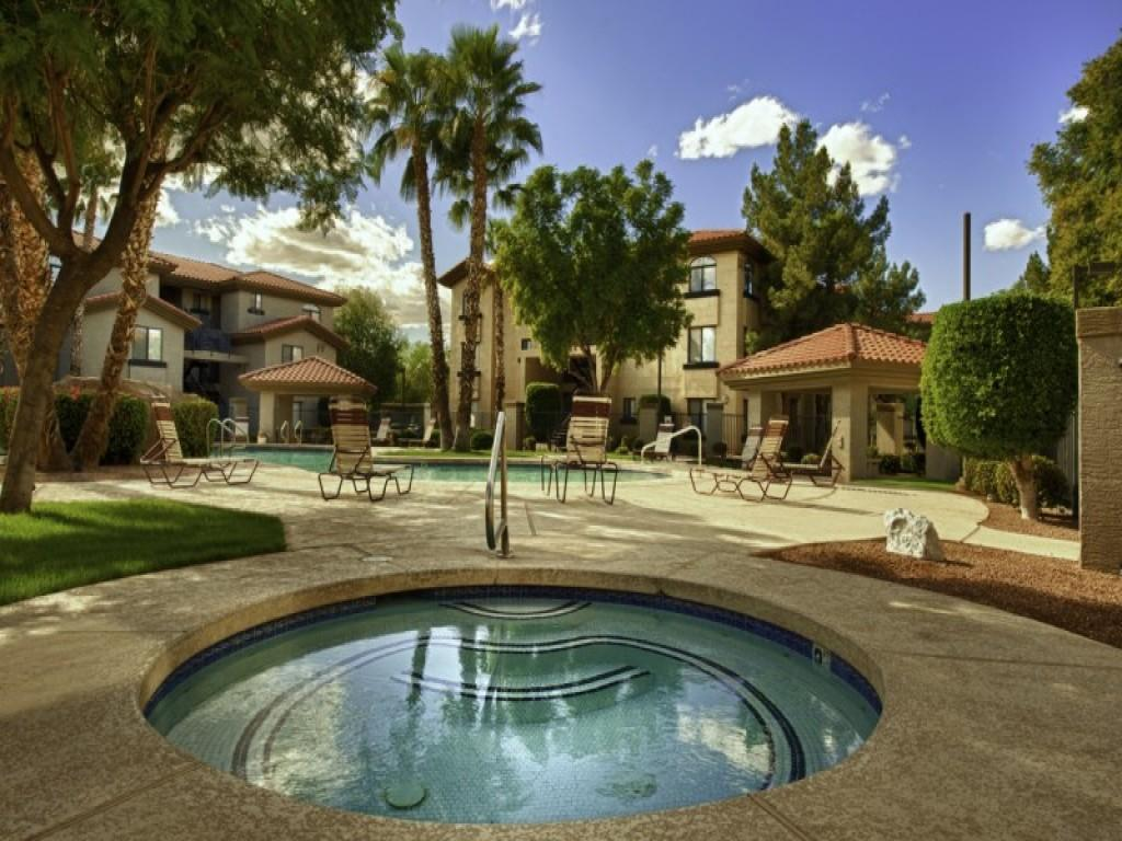 The Palms on Scottsdale Apartments, Tempe AZ - Walk Score