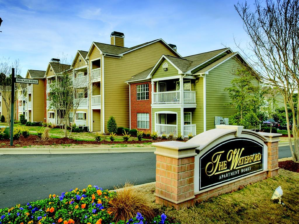 The Waterford Apartments, Morrisville NC - Walk Score