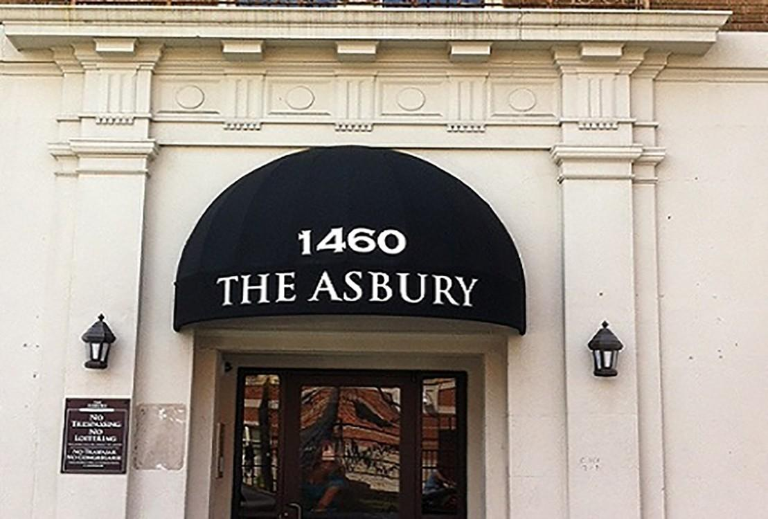 The Asbury Apartments photo #1