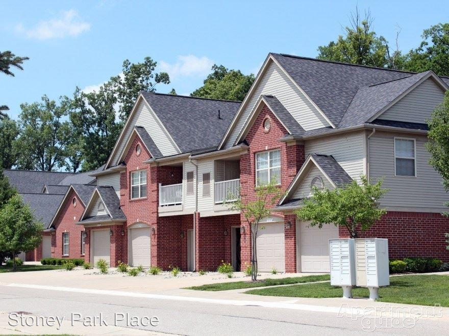 Stoney Park Place Apartments In Shelby Township