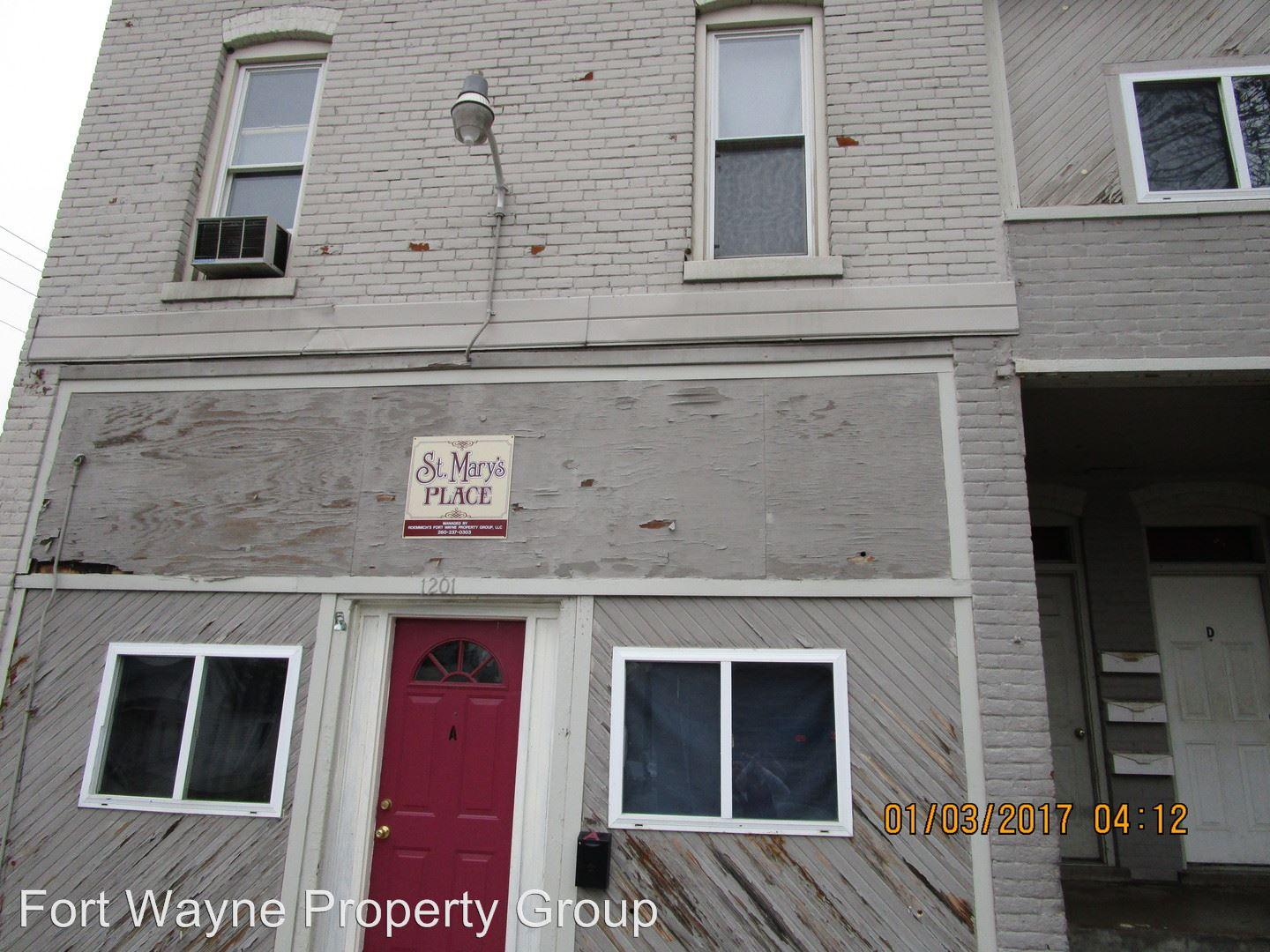 1201 Saint Marys Apartments photo #1