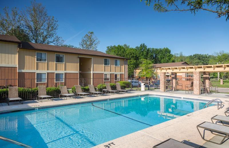 The Lodge of Overland Park Apartments photo #1