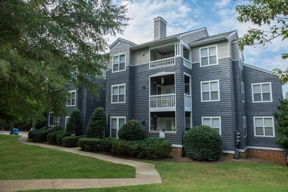 Hyde Park Apartments, Cary NC - Walk Score