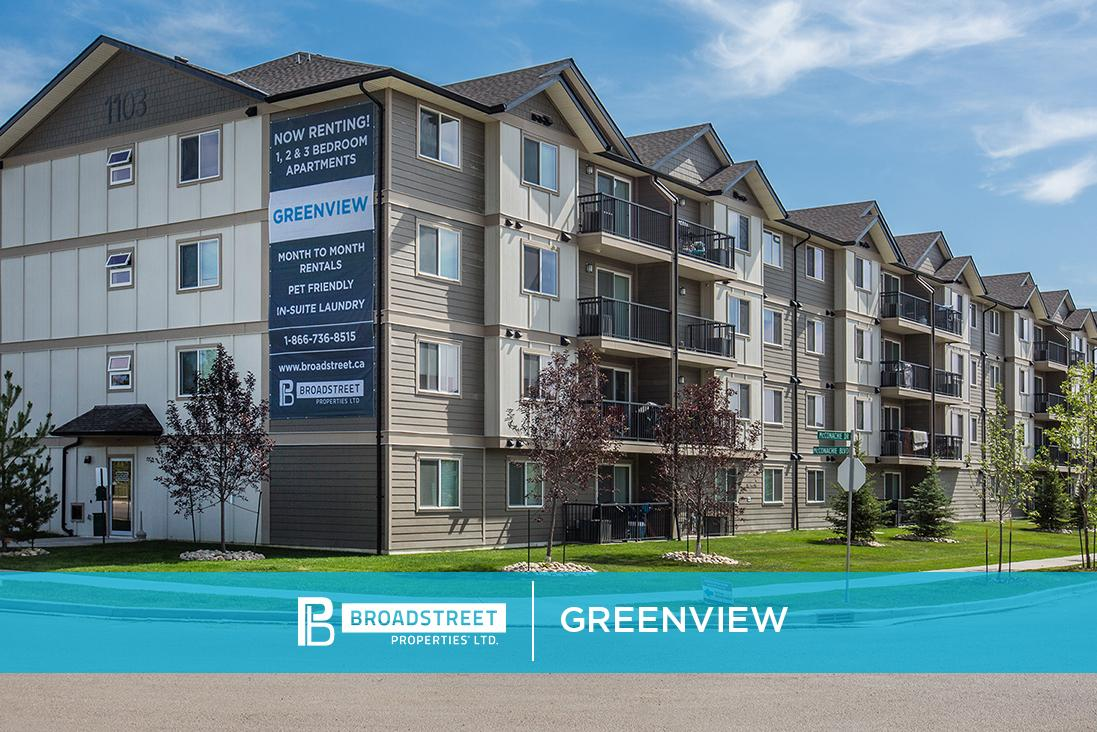 Greenview Apartments photo #1