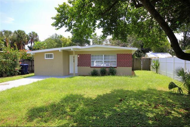House for rent in Tampa. Single Car Garage! - 4BD / 2BA - Excellent condition just renovated single family home in A-rated school districts