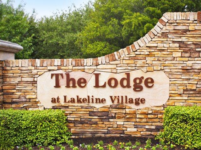 The Lodge at Lakeline Village Apartments photo #1