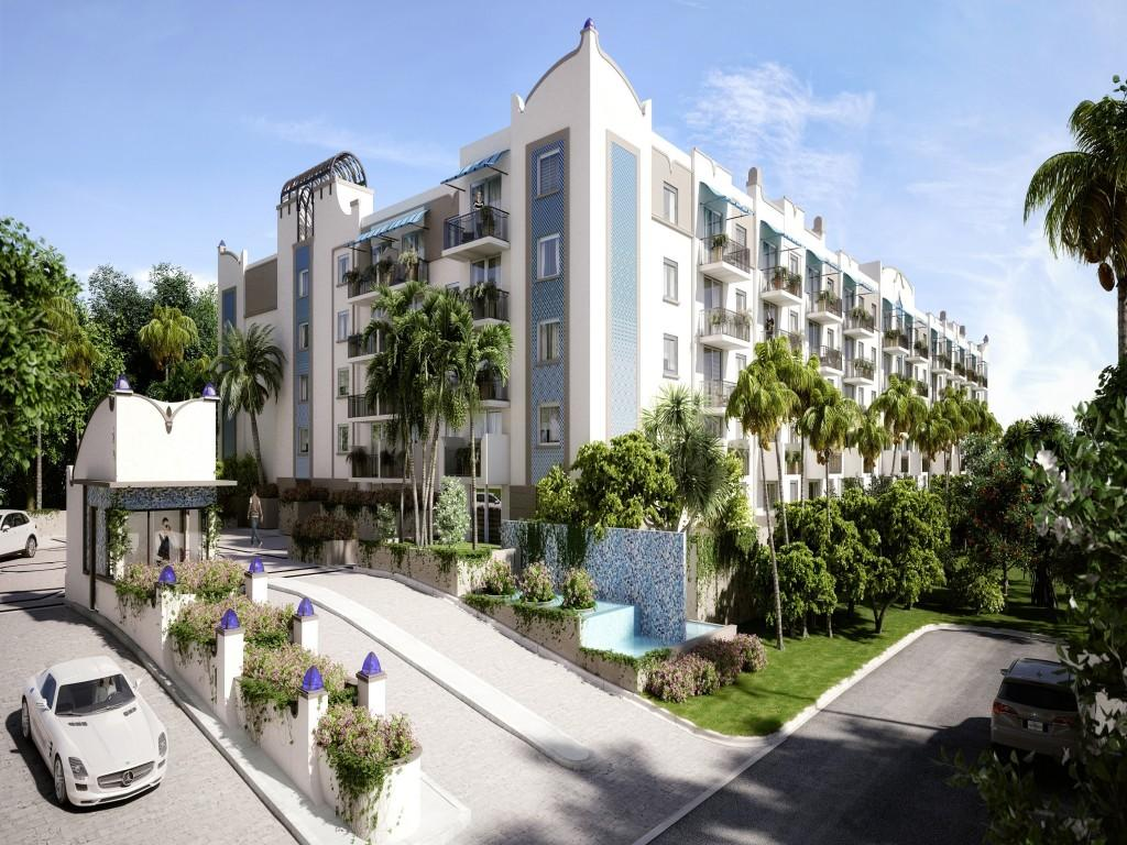 Miami Bay Waterfront Midtown Residences Apartments photo #1