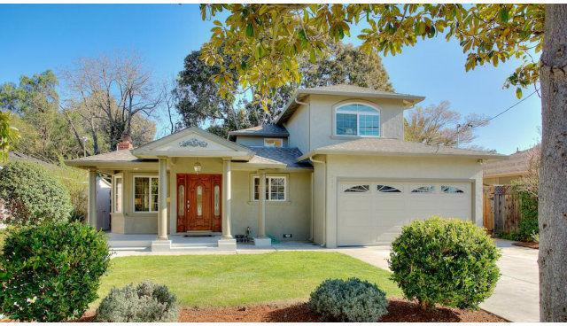 Luxurious Single Family Home In Desirable Palo ... - Luxurious Single Family Home In Desirable Palo Alto