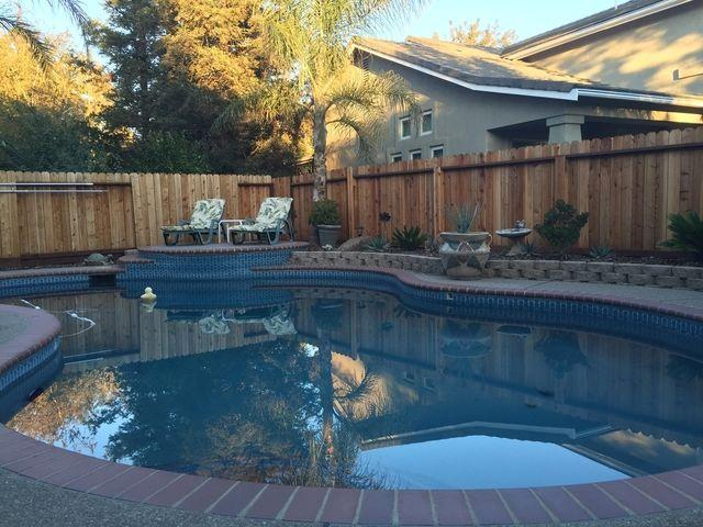 FALL RENTAL - Gorgeous Mace Ranch Home with Pool - FALL RENTAL - this home is Well maintained home built in 1998 with four bedrooms, three baths, three car garage and a relaxing solar heated swimming pool
