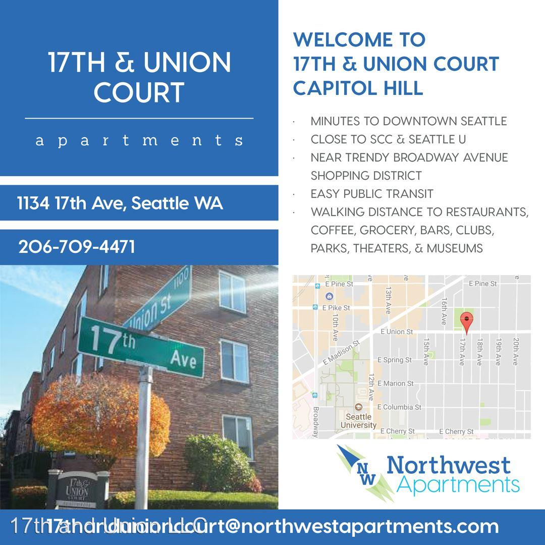 1703 East Union Street Apartments