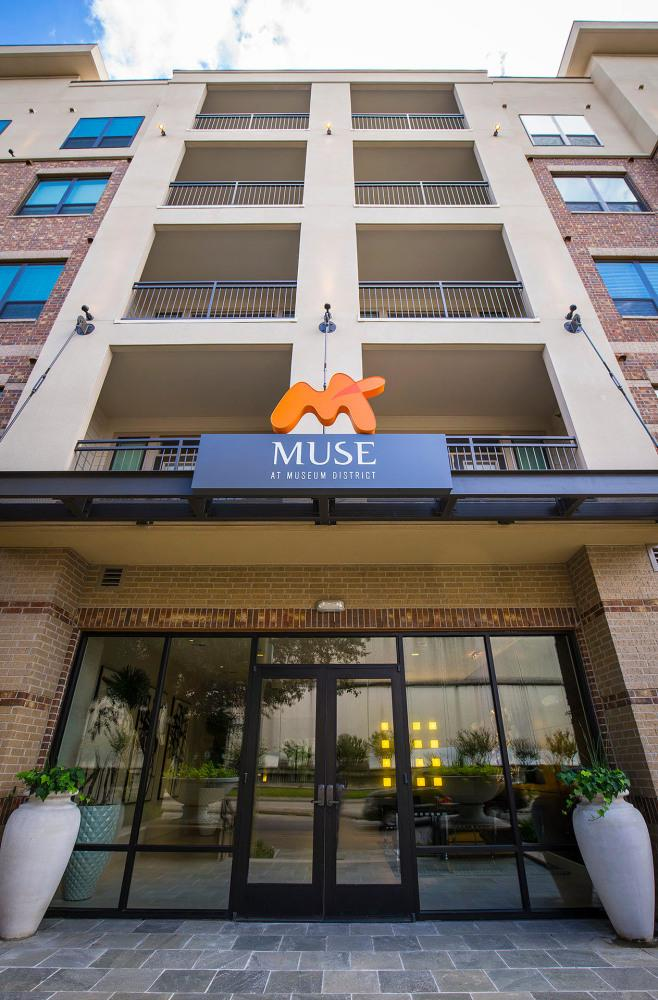 Muse Museum District Apartments photo #1