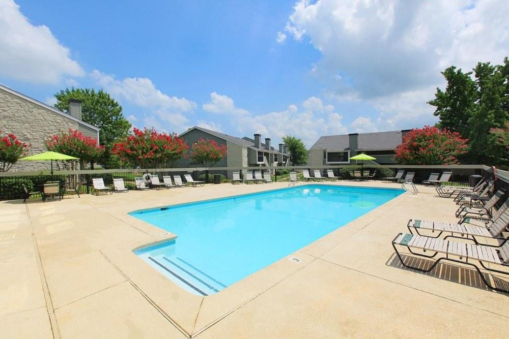 THE PLACE at Quail Hollow Apartments photo #1