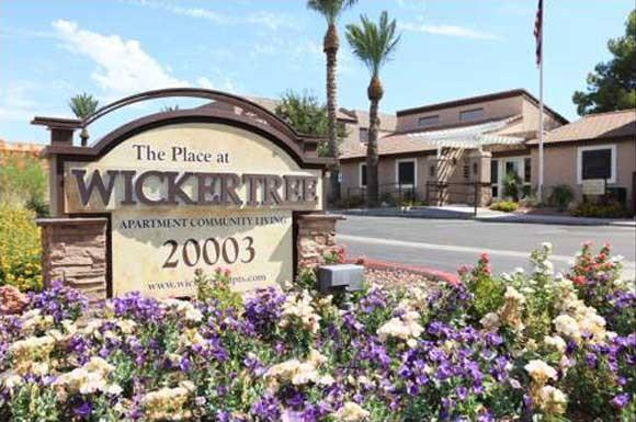 The Place At Wickertree Apartments photo #1