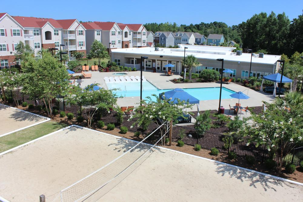 $600 1 Bed/ 1 Bath Carolina Cove Apts, 1209 sq. ft. Apartments photo #1