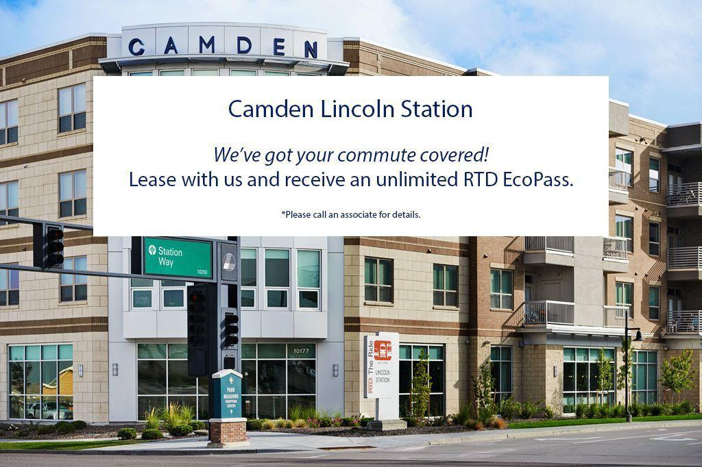 Camden Lincoln Station Apartments photo #1