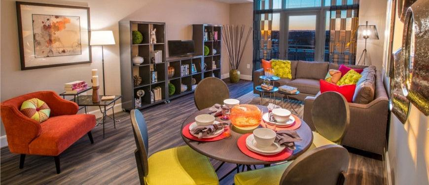 The Avant at Reston Town Center Apartments photo #1