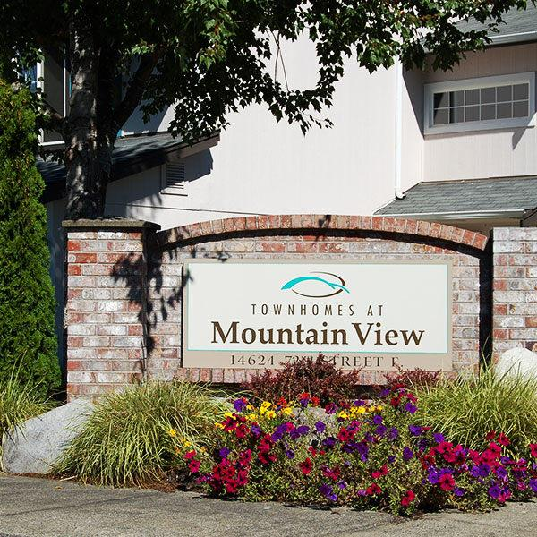 Townhomes at Mountain View - Valley Avenue photo #1
