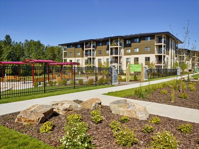 Brand New Sherwood Park Luxury Apartments w/UG parking! First Month Free!