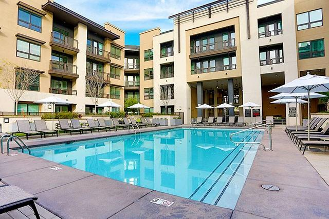 One BR, 628 sqft, $1,358 - One BR photo #1