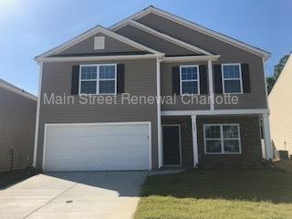 Move-in condition, Four BR 2.50 BA. Pet OK!