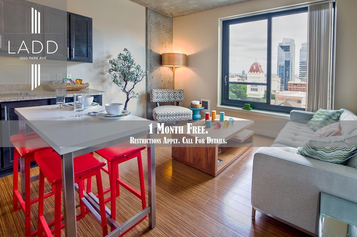 Ladd Tower Apartments photo #1