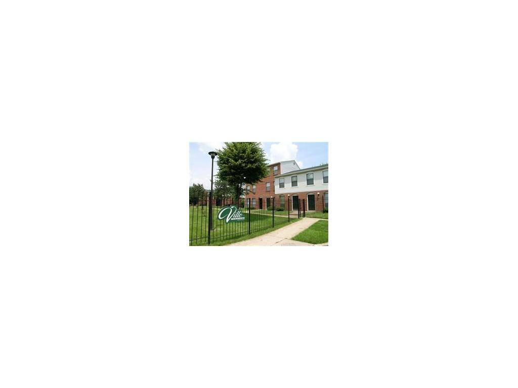 The Ville Townhomes Apartments