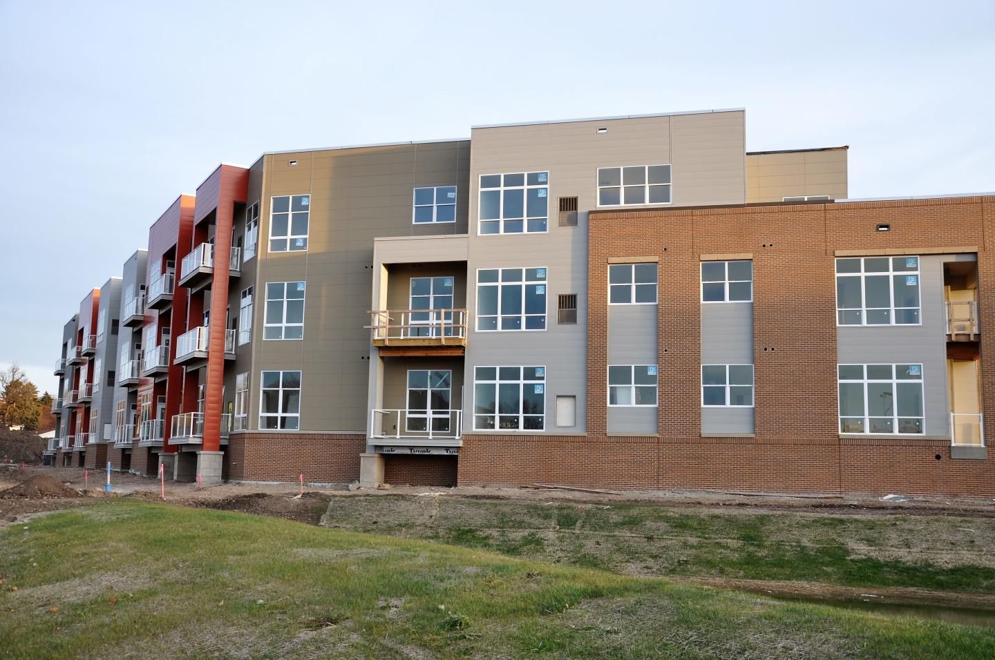 Greenbelt in Greendale Apartments photo #1