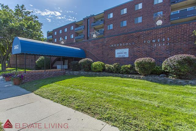 Ingersoll Towers Apartments photo #1