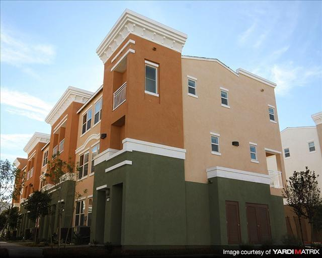 The Croix Townhomes Apartments photo #1