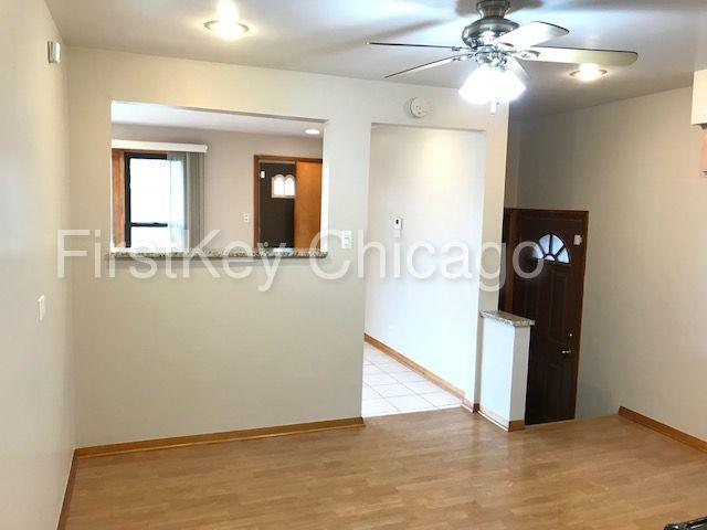 House for rent in Chicago. Washer/Dryer Hookups!