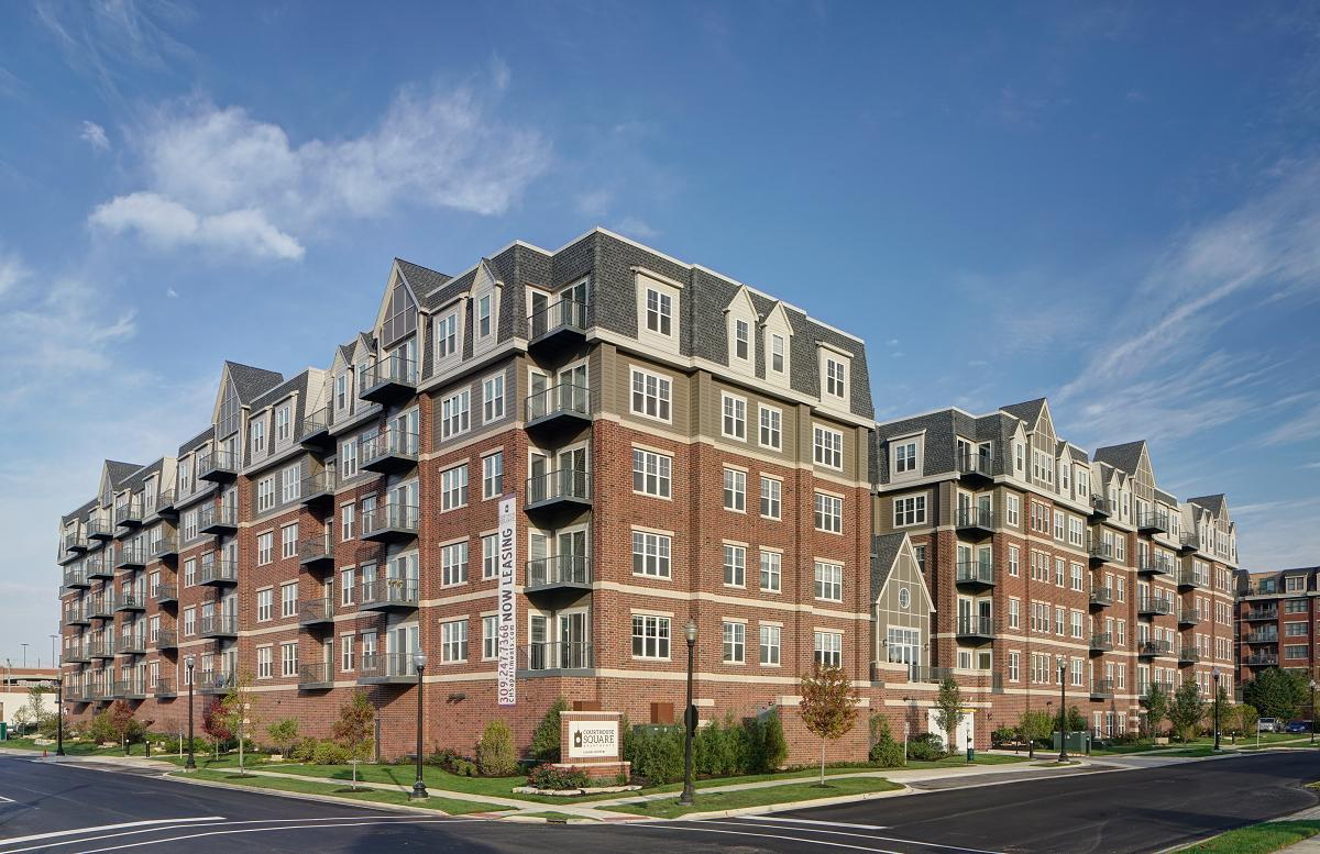 Courthouse Square Apartments photo #1