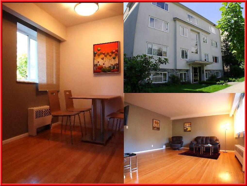 1650 / 1br - 457ft2 - FULLY FURNISHED 1 BR @ Pendrell x Bute Apartments photo #1