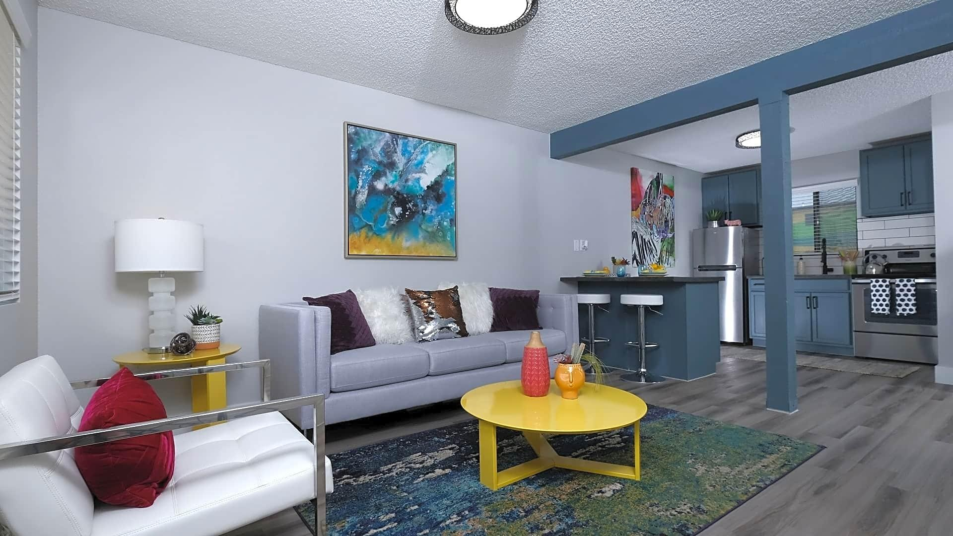 located in Las Vegas, Nevada and is owned by Tammany Partnership. Apartments photo #1