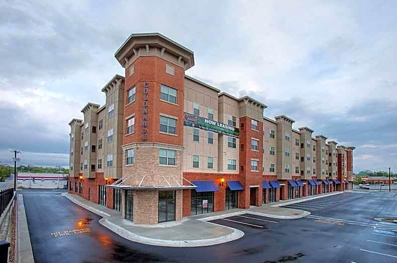 The Colonnade at Rocktown Apartments photo #1