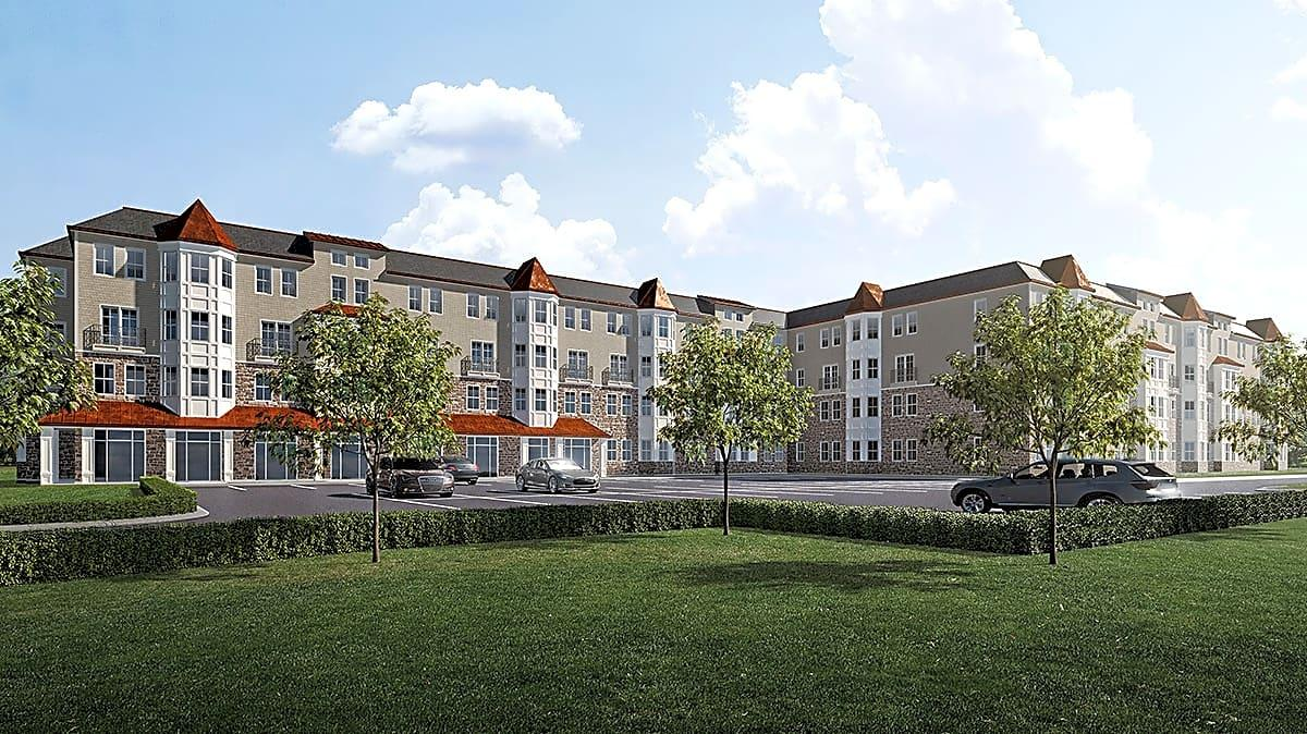 Broad Street Commons Apartments photo #1