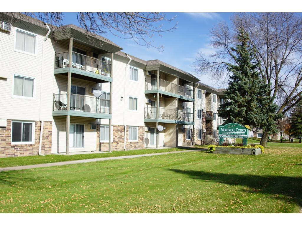 Montreal Courts Apartments Little Canada Mn Walk Score