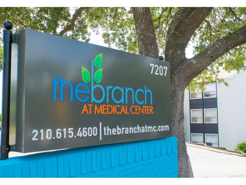 The Branch at Medical Center Apartments photo #1