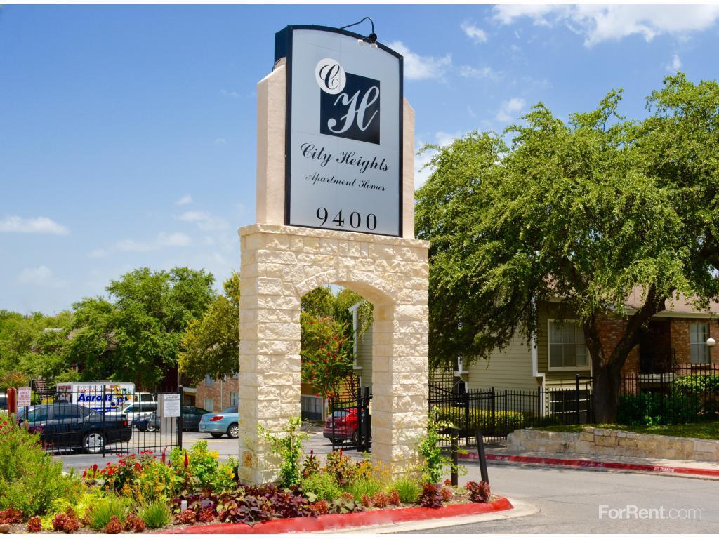 City Heights Apartments San Antonio TX Walk Score