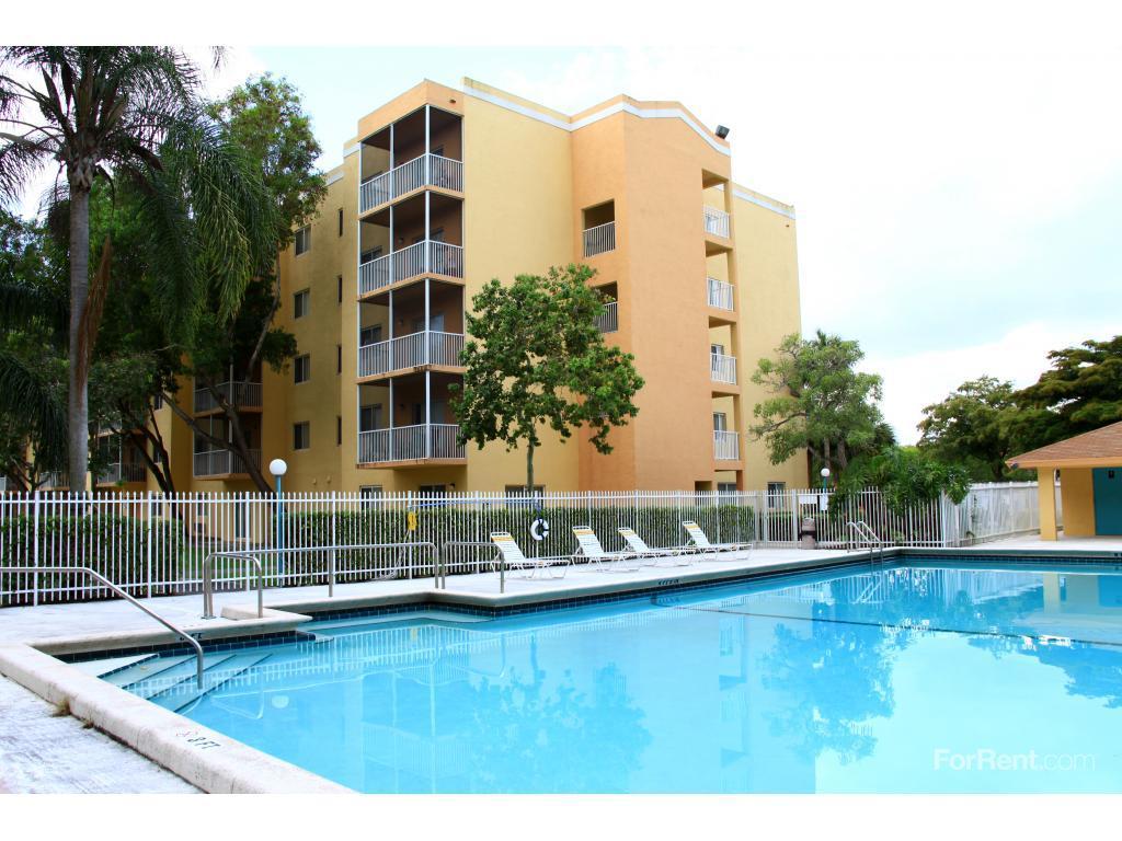 New Park Towers Apartments Miramar Fl